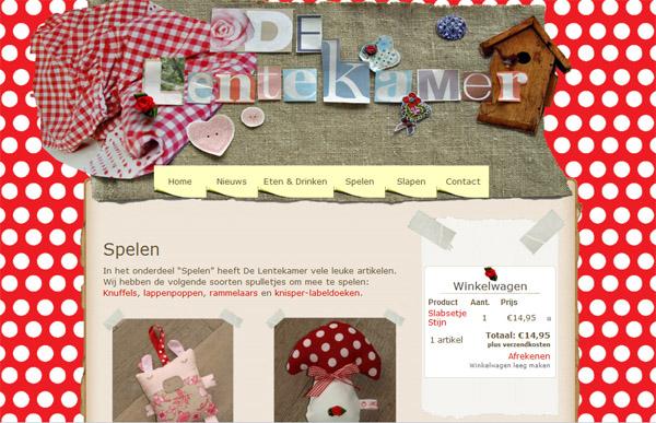 www.delentekamer.nl