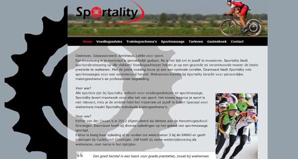 www.sportality.nl