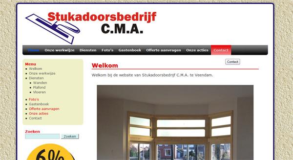 www.stukadoorsbedrijfcma.nl